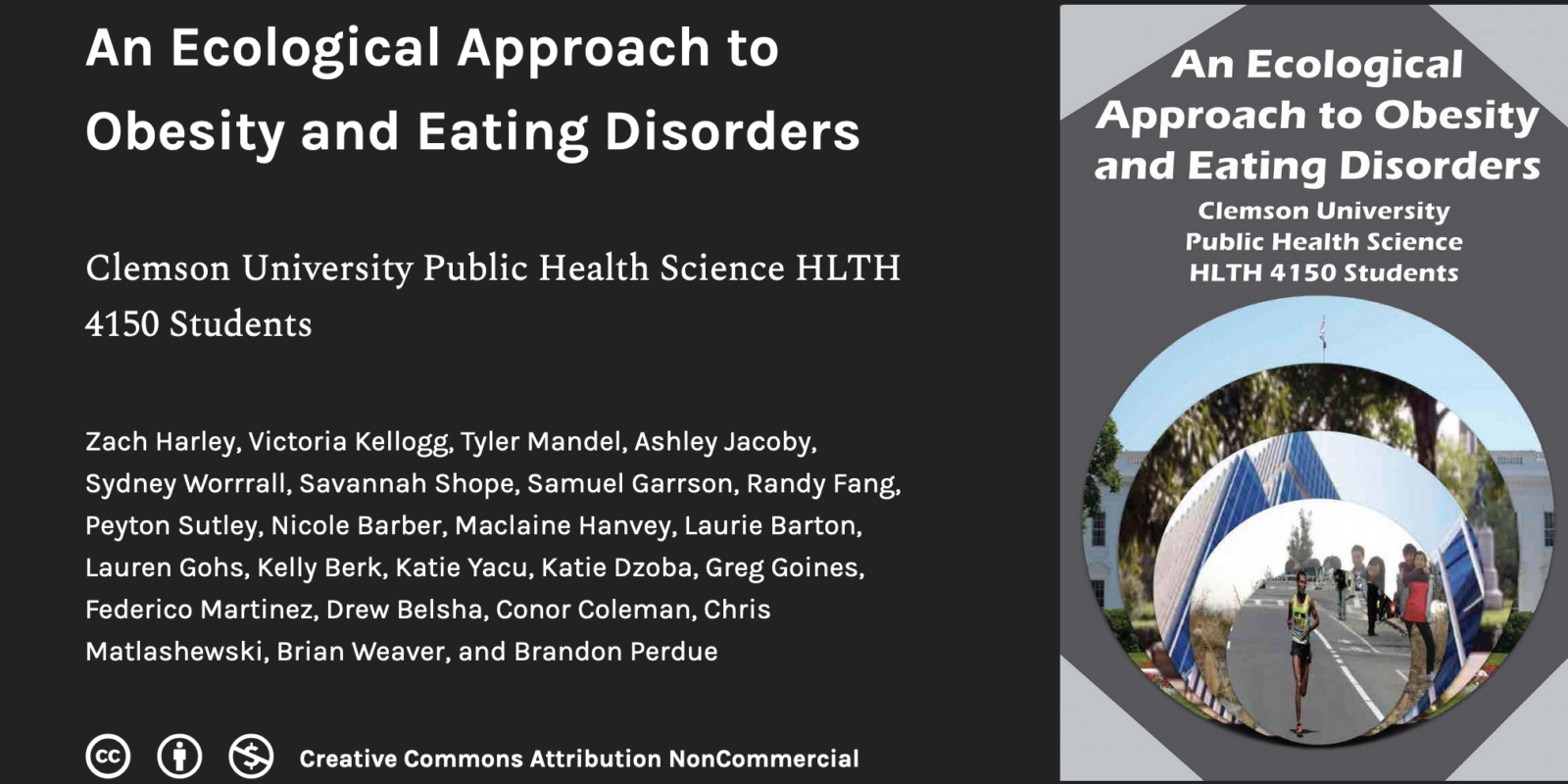 An Ecological Approach to Obesity and Eating Disorders